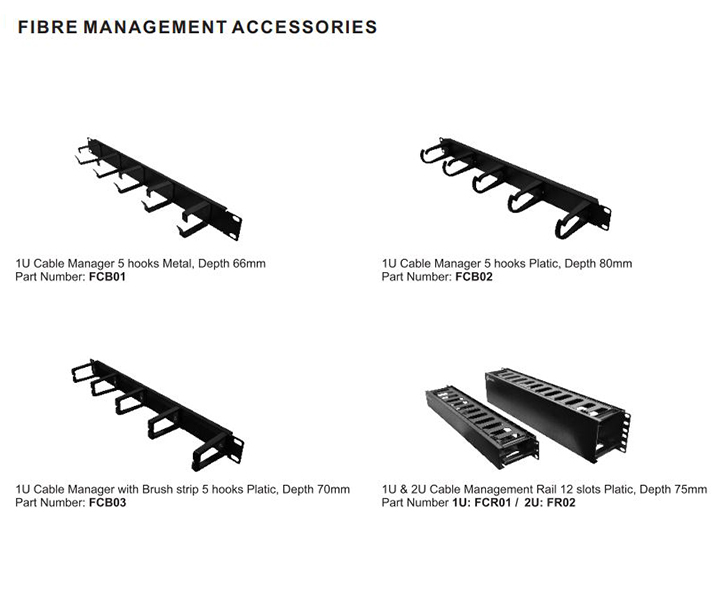 Fiber Management Accessories1